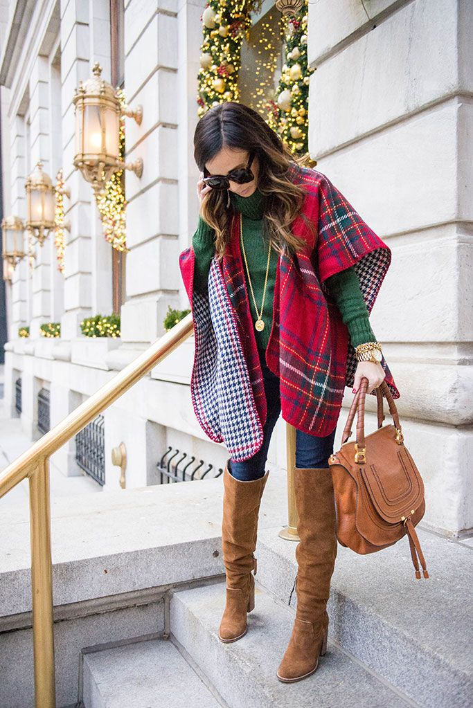 CHRISTMAS DAY OUTFIT INSPIRATION Sequins and Things waysify - CHRISTMAS DAY OUTFIT INSPIRATION Top Picks For Fall 2016