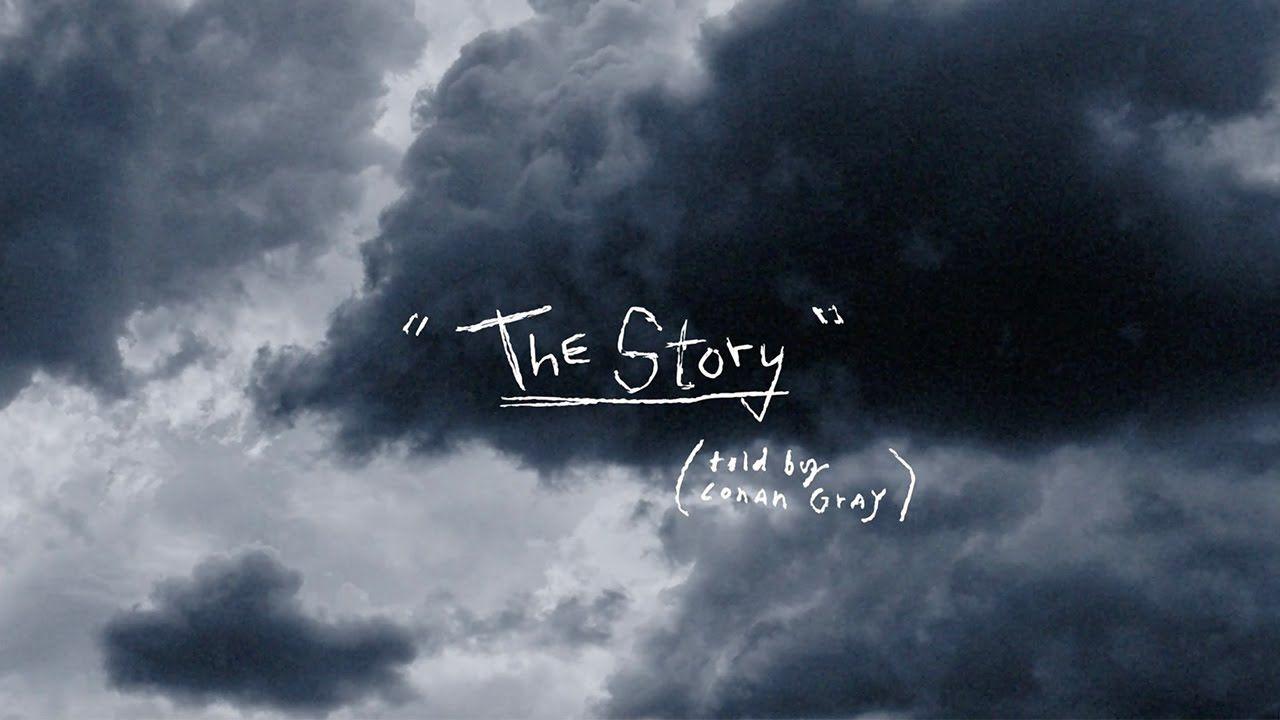 lirik lagu conan gray the story arti dan terjemahan