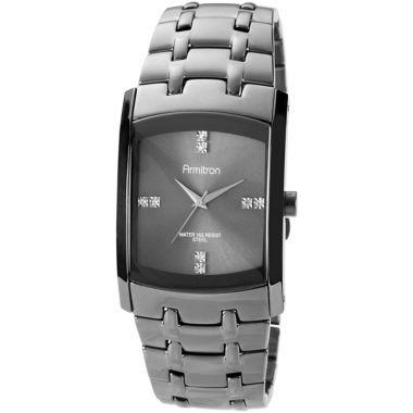 armitron® mens crystal accent watch found at jcpenney jewelry armitron® mens crystal accent watch found at jcpenney