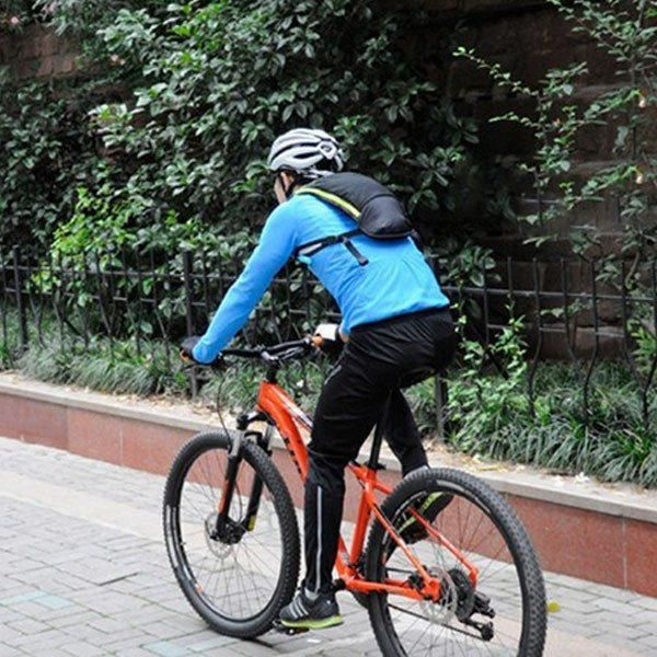 Lightweight, High-quality Keep the Load Comfortably Stable on Your Body, Move Your Gear Conveniently between Cycling and Being Off-bike #cycling #bike #cycle #riding #biker #sports  #exercise