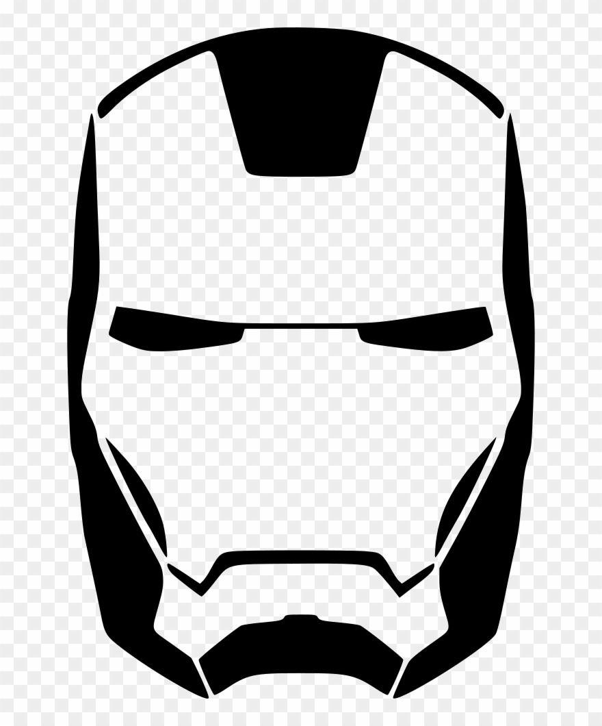 Iron Man Silhouette Iron Man Man Silhouette