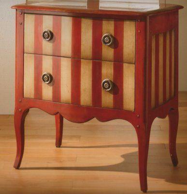 Интересно, что из мебели чаще всего разноцветными бывают комоды. Вот этим разнообразием и удивительной фантазией человечества хочется поделиться. Начало здесь.