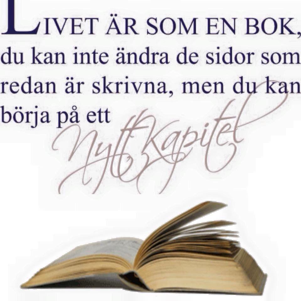 Livet en bok