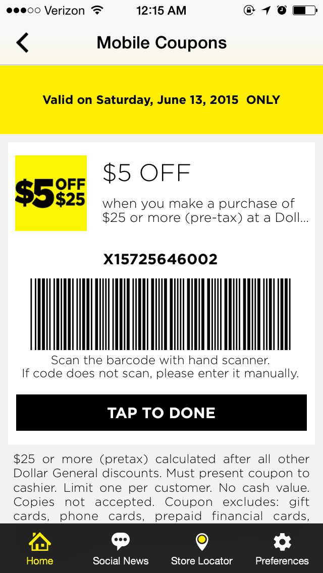 Dollar General Coupon Policy 9 Things You Need To Know Plus A Few Hacks Too Dollar General Couponing Coupons Dollar General Digital Coupons