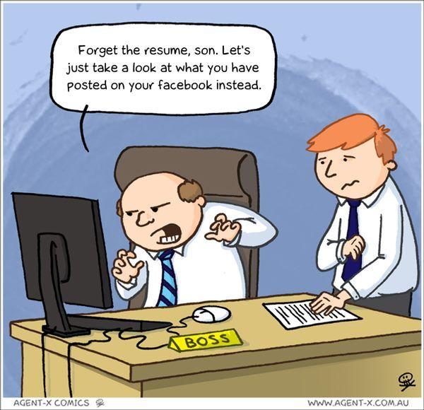 Facebook resume Just for Fun Pinterest Humor, Work humor - funny resume