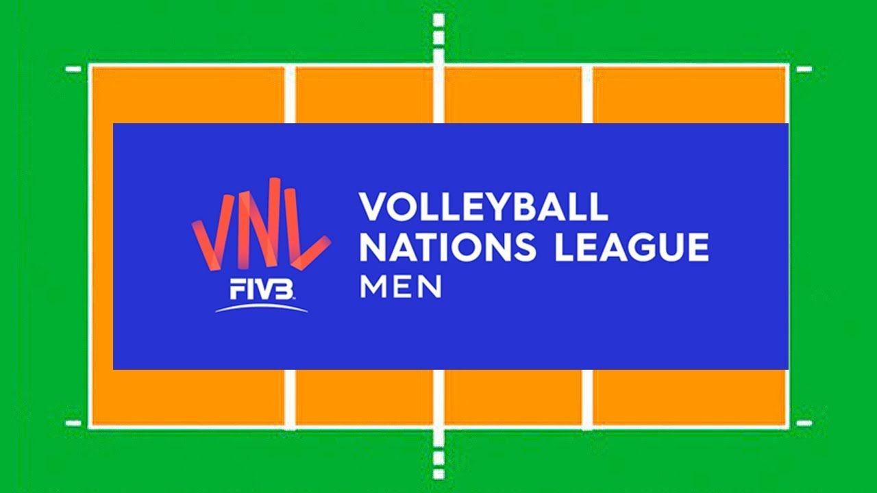273 3 Voleibol Masculino Liga Das Nacoes 2018 4ª E 5ª Semanas Volei Masculino Voleibol Masculino