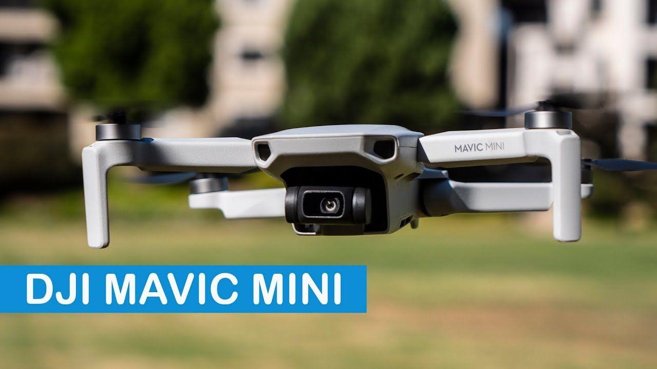 Dji mavic mini indepth handson review youtube with