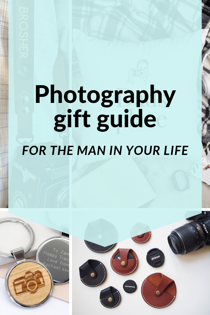 The Awesome Photographer Gift Guide For Him That Won T Break The Bank Black Typographic Photography Gifts Gift Guide For Him Photographer Gifts