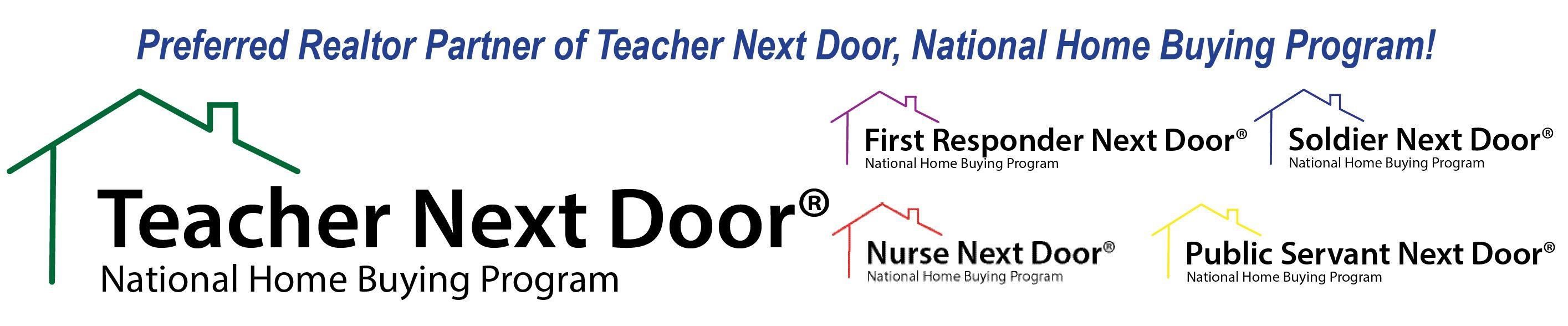 Contact Us About Our Housing Grants If You Are A Teacher Nurse Police Officer Firefighter Active Duty Military Teacher Next Door Teacher Nurse Next Door