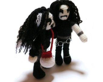 knitted bm dolls