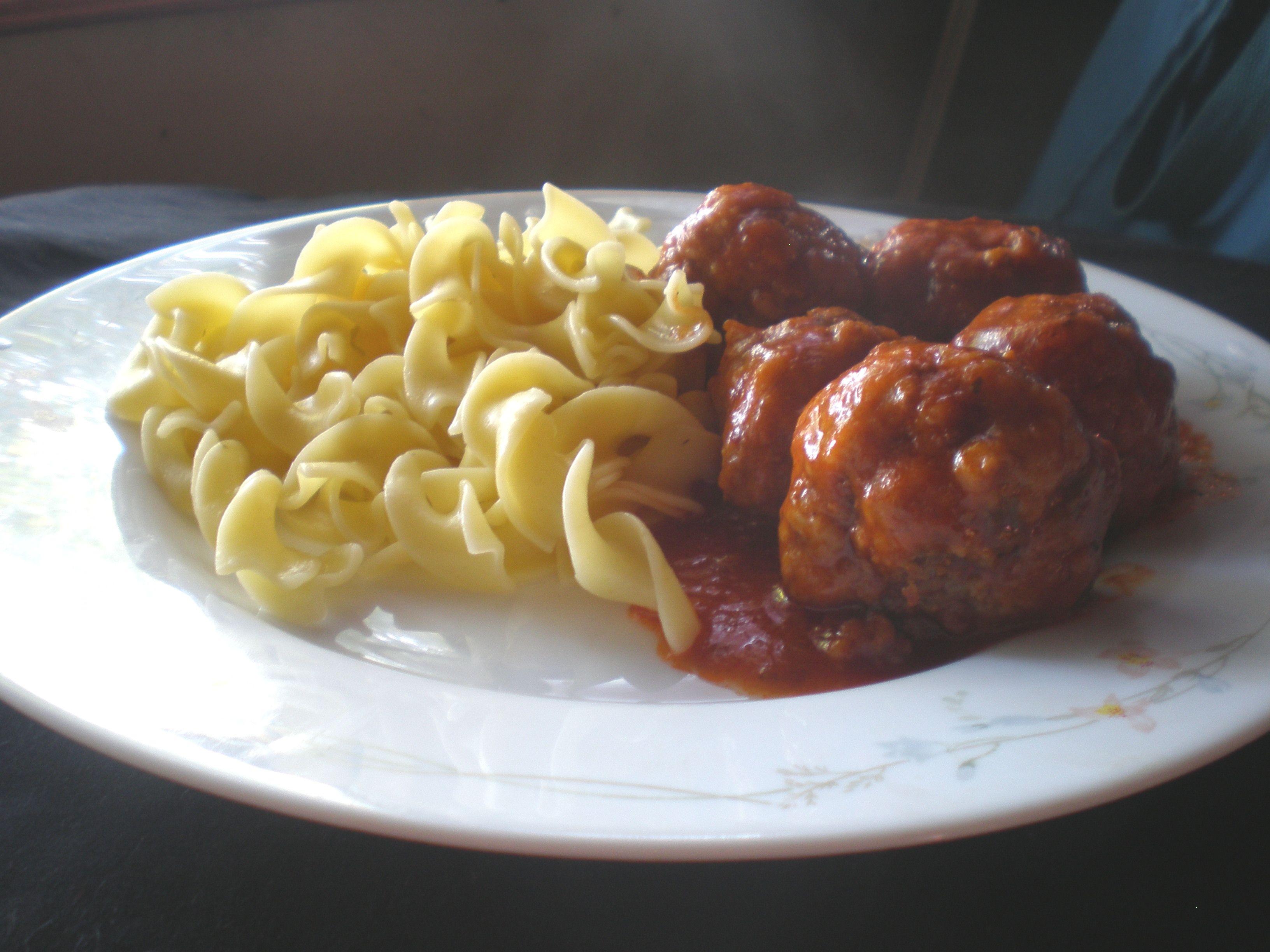 Aunt Wynells' Crowd Pleasing Meatballs | Tasty Kitchen: A Happy Recipe Community!