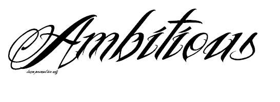 Ambitious Tattoo Font By Symbolofsoul On Deviantart Tattoo Font