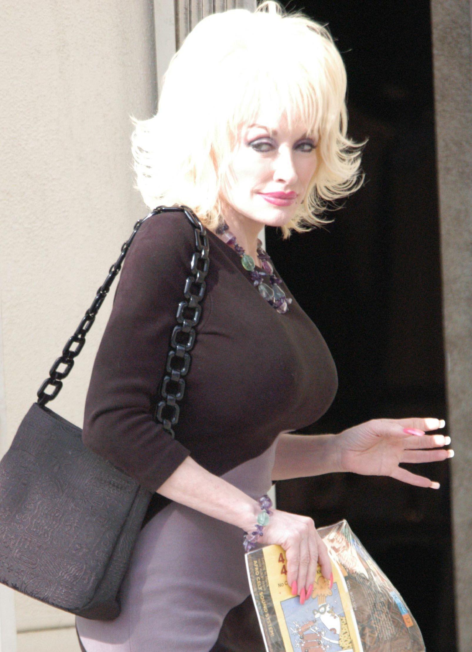 Dolly Parton Pokies