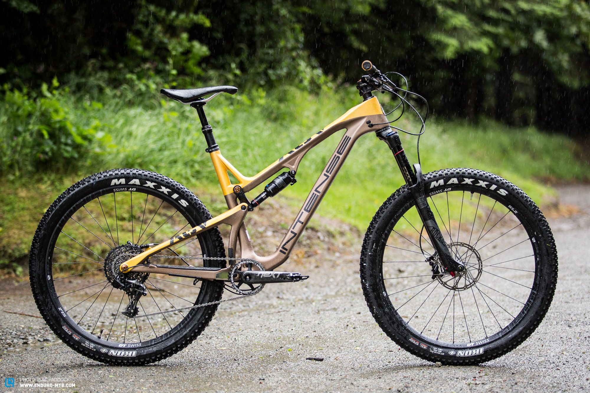 Intense Acv Review New Plus Sized Trail Bike For 2017 Intense