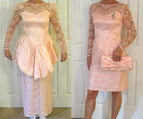 Refashioned Wedding And Formal Dresses. Don't Know What I