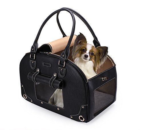 Dog Carrier Pet Carrier Petshome Waterproof Premium Leather Pet Travel Portable Bag Carrier For Cat And Small Dog Ho Pet Carriers Dog Carrier Small Dog Carrier