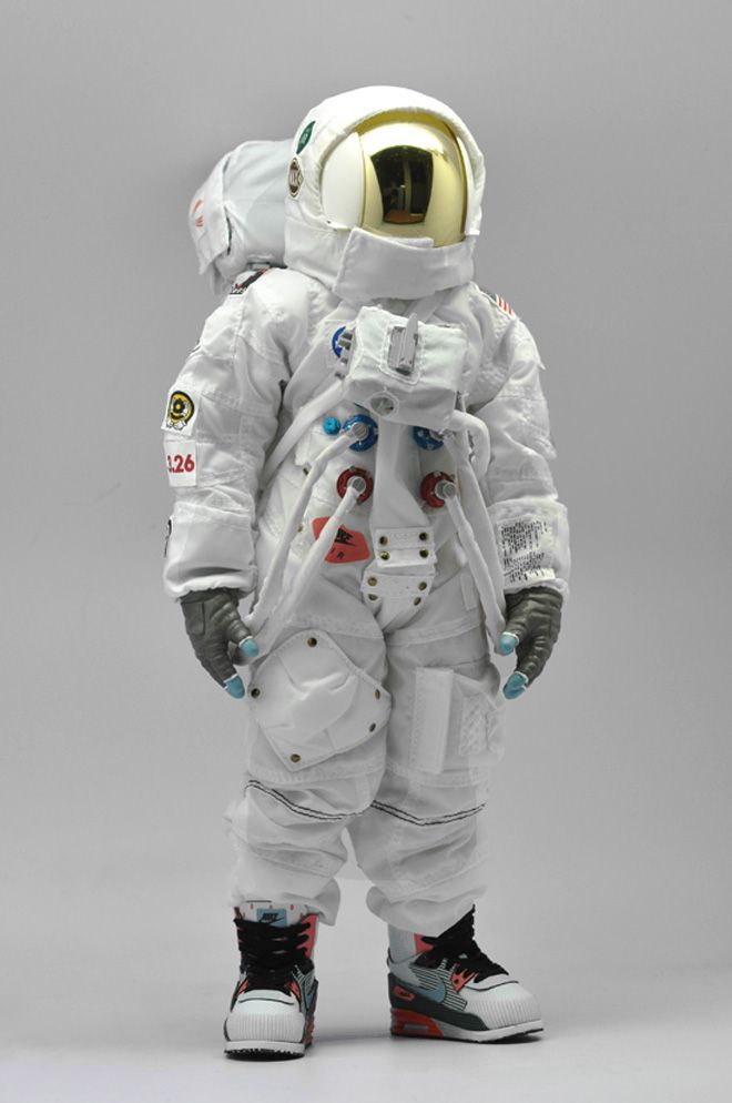 astronauts space suits cooling system - photo #49