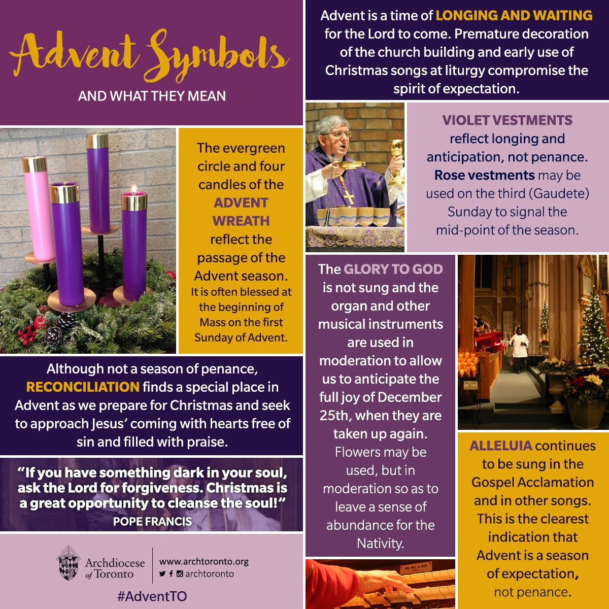 Symbols Of Advent And What They Mean Adventto