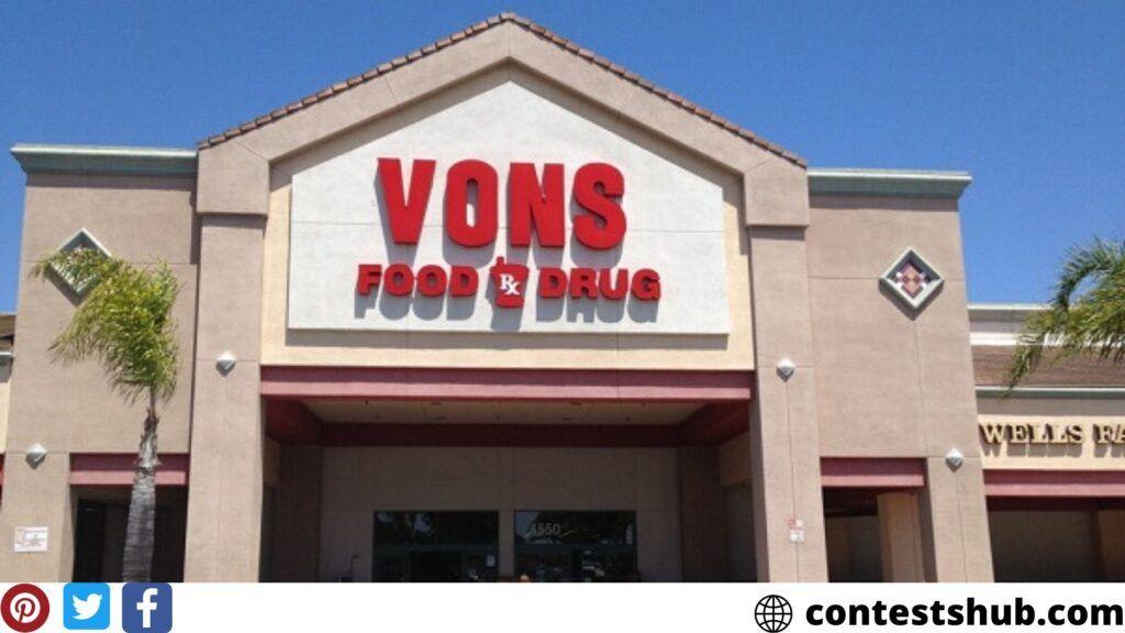 Vons customer satisfaction survey in 2020 customer