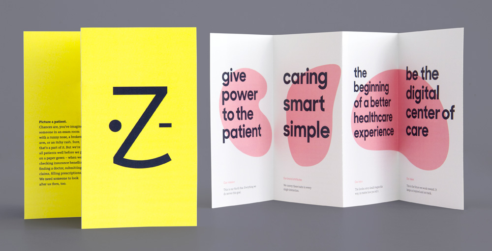 Brand New New Logo And Identity For Zocdoc By Wolff Olins