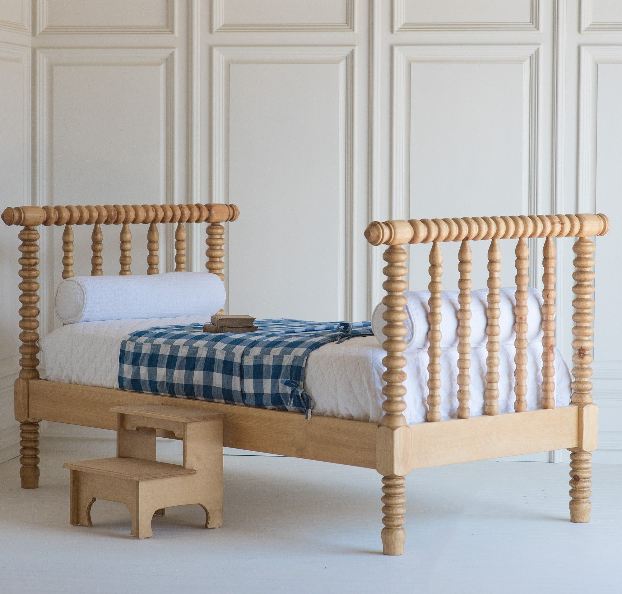 Our Artisan Spindle Day Bed by The Beautiful Bed Company