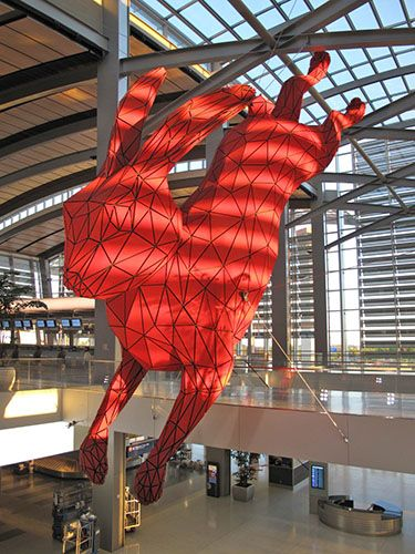 Sacramento Airport Art Scores a Hit | Squarecylinder.com – Art Reviews | Art Museums
