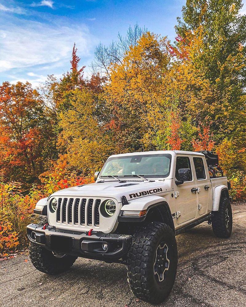 Jeep On Instagram Adventure Ahead Adventure Behind Meechy812