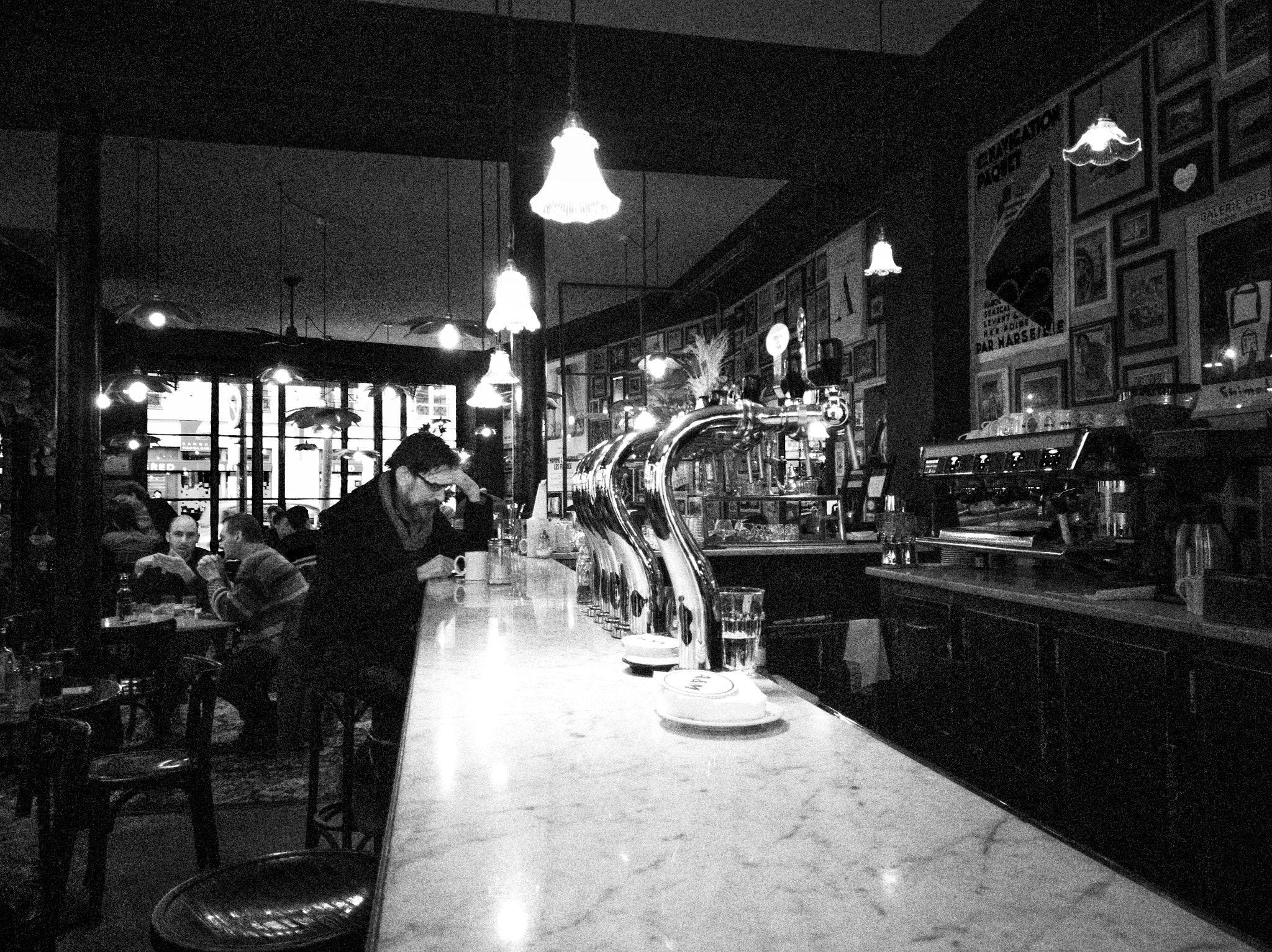 Bistrot / Bar - 2019, Paris in 2020   Bar, Paris, Alley