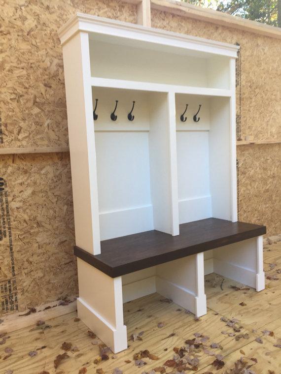 Entryway bench/shoe storage/organization/mudroom/hall tree/coat