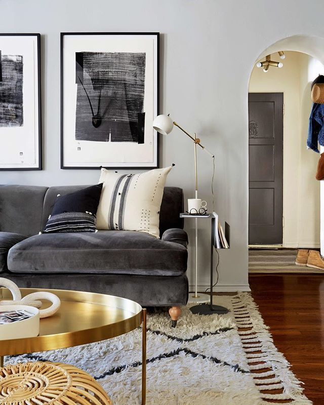 Beautiful gray living room ideas to capture the minimalist look images