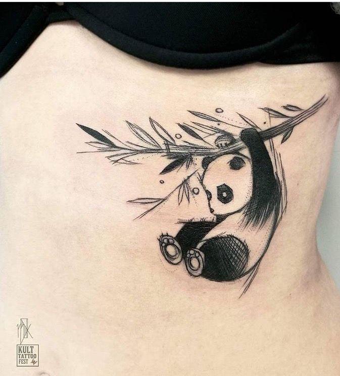 ms kudu panda tattoo eastern europe wow pinterest panda tattoo and tatoos. Black Bedroom Furniture Sets. Home Design Ideas