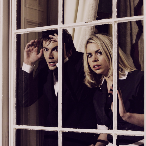 The Doctor and Rose Tyler! Doctor who, Rose and the