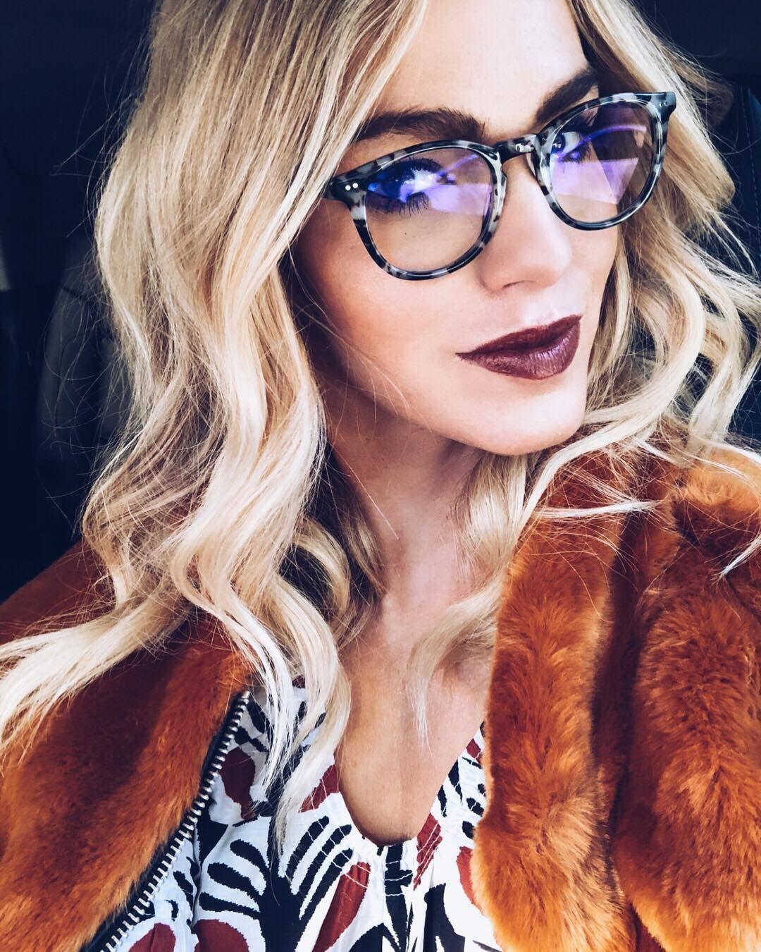 caa9edf91c Aurora eyeglasses in Flecked Ivory