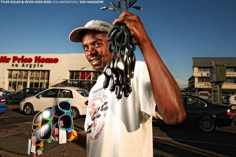 Another image from the Eish Magazine series captured by Kevin Goss-Ross ( http://kevingoss-ross.tumblr.com/) and myself as we walked the streets of Durban searching for some sort of street vendor. Read the full article here: http://www.eishmagazineonline.com/eish/2012/06/08/how-to-do-durban/