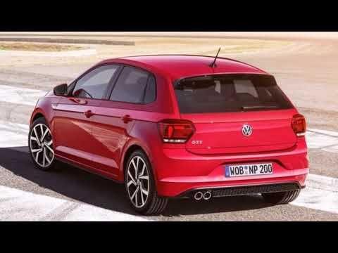 Vw Polo Gti 2018 En 2020 Volkswagen Polo Volkswagen Polo Gti