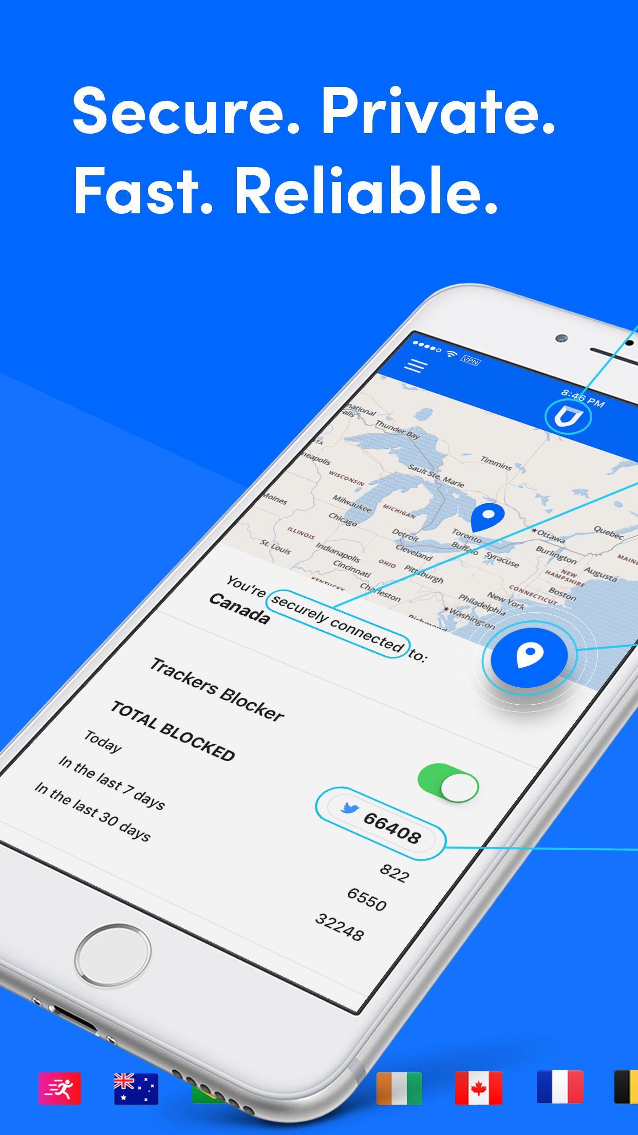 SurfEasy VPN Privacy & Security VPN Proxy iOS Store