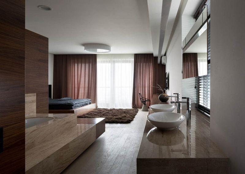 cool Shore House NOTT Design Studio Wohnungsgestaltung Luxus