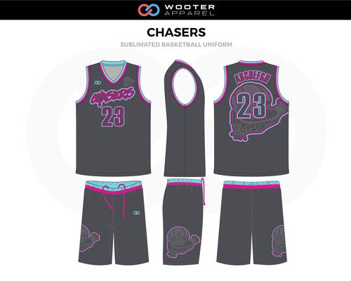 01 Chasers Basketball V6 Png Basketball Uniforms Design Jersey Design Custom Sportswear