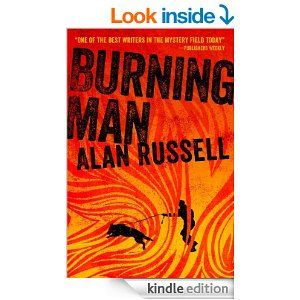 Burning man a gideon and sirius novel by alan russell finished books fandeluxe Choice Image
