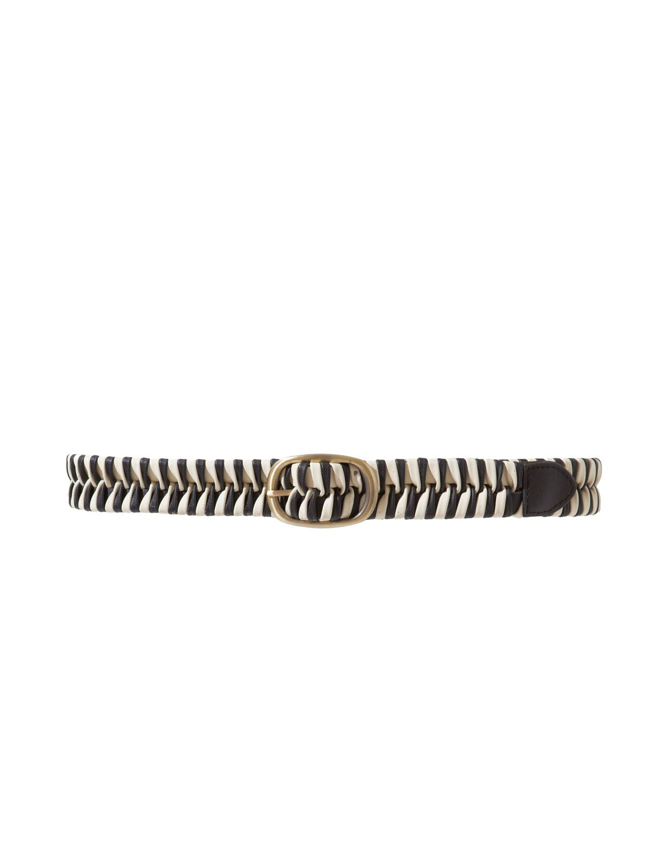 Two Two Plaited Belt