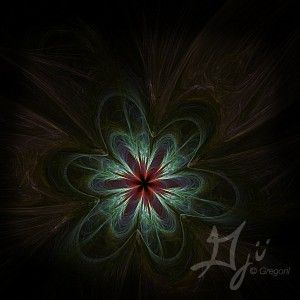 """""""Florus Illuminous"""" by Gregorii  //  gregorii.com"""