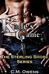 Kade's Game (Sterling Shore, #1 5) by C M  Owens | Sports