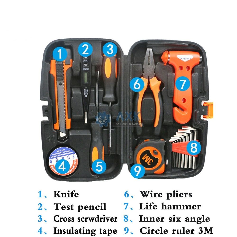 "JCOOL Bike Bicycle Repair Tool Wrench Torque Fixed Sleeve 3Nm 1//4/"""