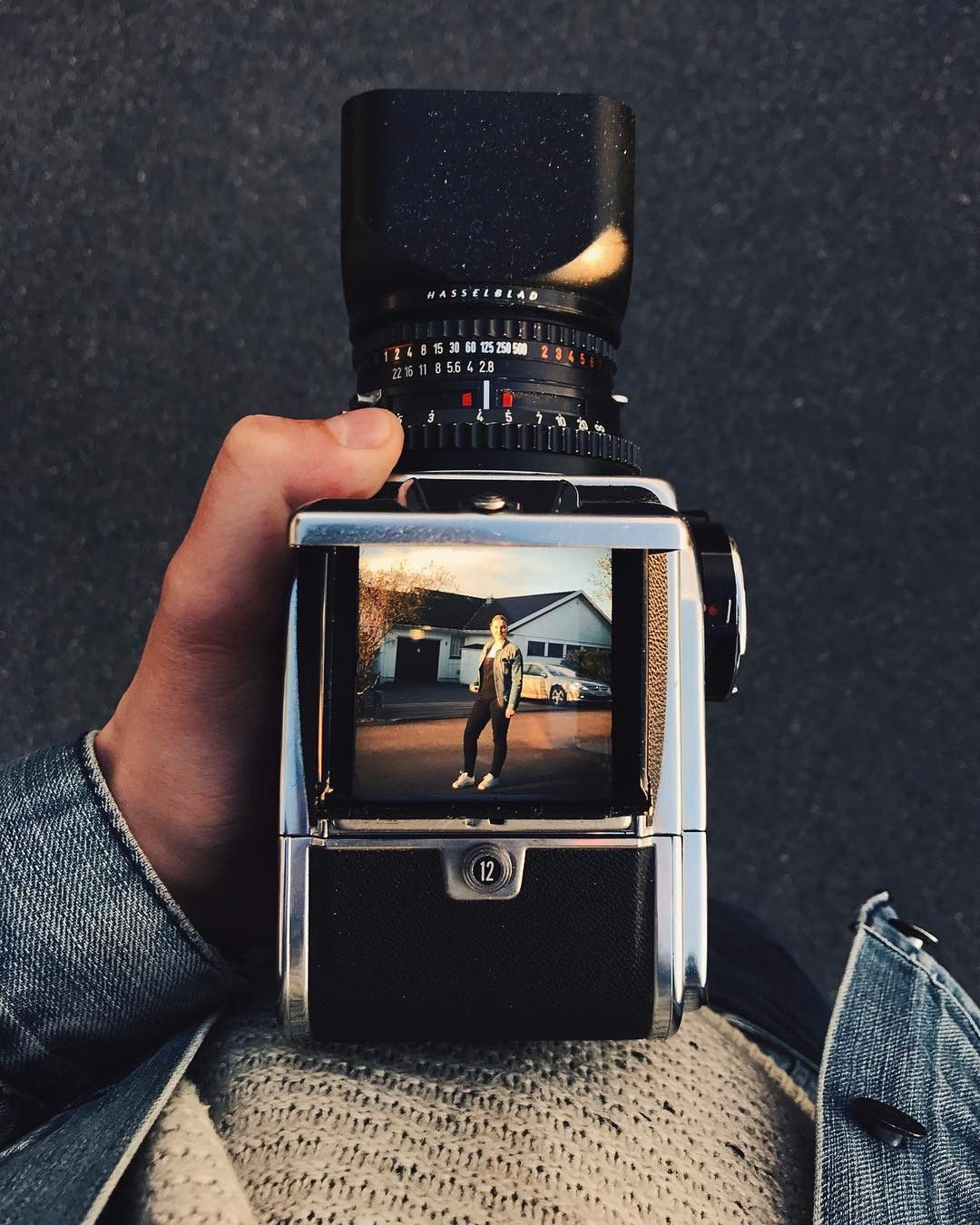 Do it for the culture! #hasselbladculture  The Hasselblad
