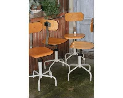 Sedie Industriali ~ Sedie design stile industriale vintage modernariato modernariato