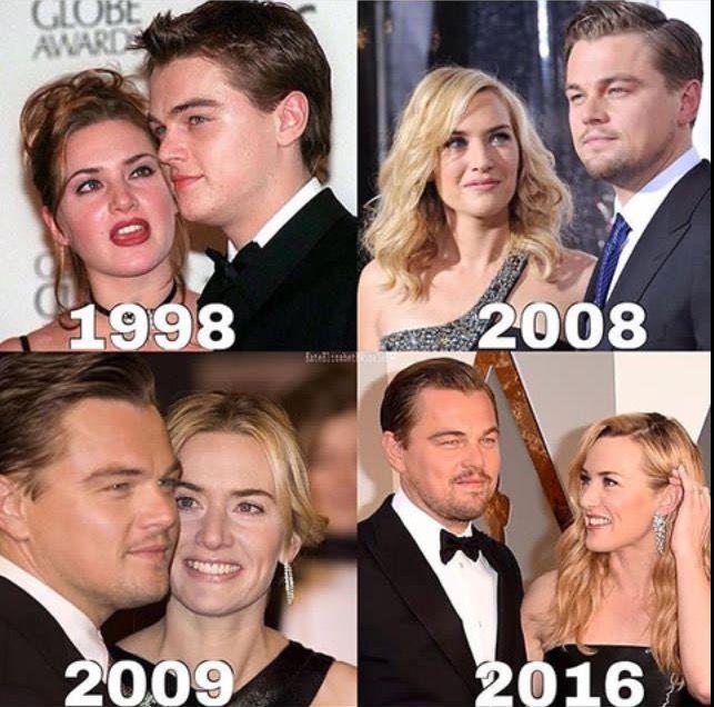 Kate Winslet And Leonardo Dicaprio In Titanic 1997 Film Titanic Leonardo Dicaprio Kate Winslet Film Romantique