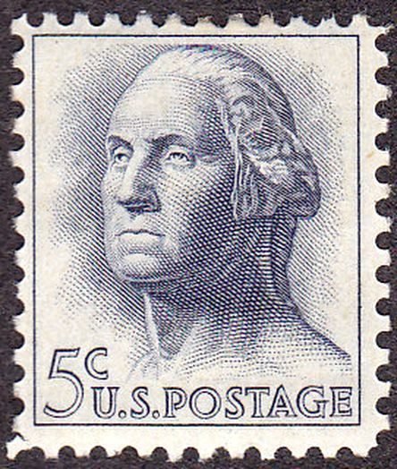 100 Most Valuable Postage Stamps George Washington 1962 Postage Stamps Usa Usa Stamps