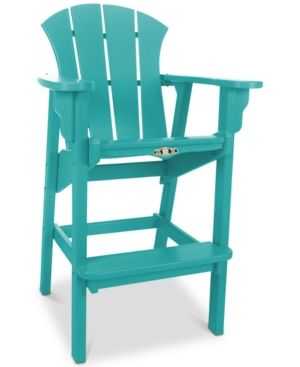 Sunrise High Dining Outdoor Adirondack Chair Quick Ship In 2019