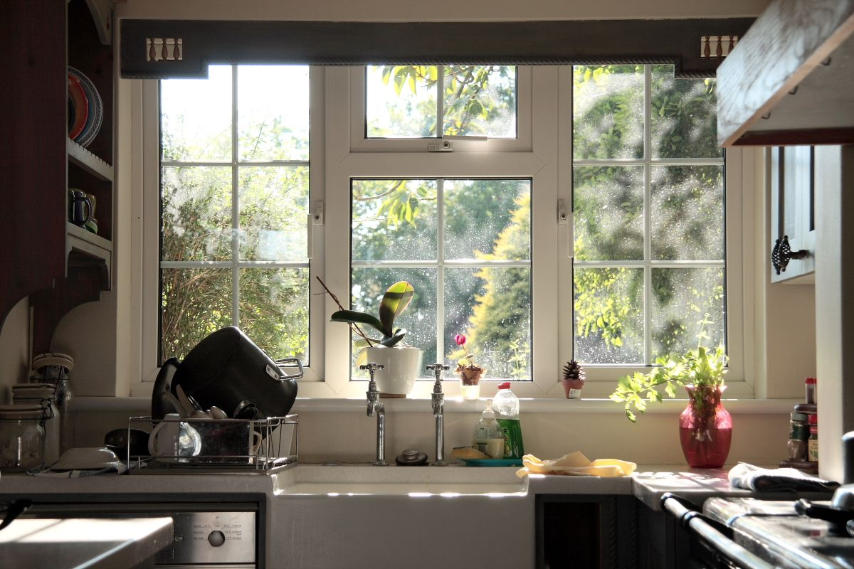 Image detail for -Interior design - interior decorating - bright kitchen, picture by ...