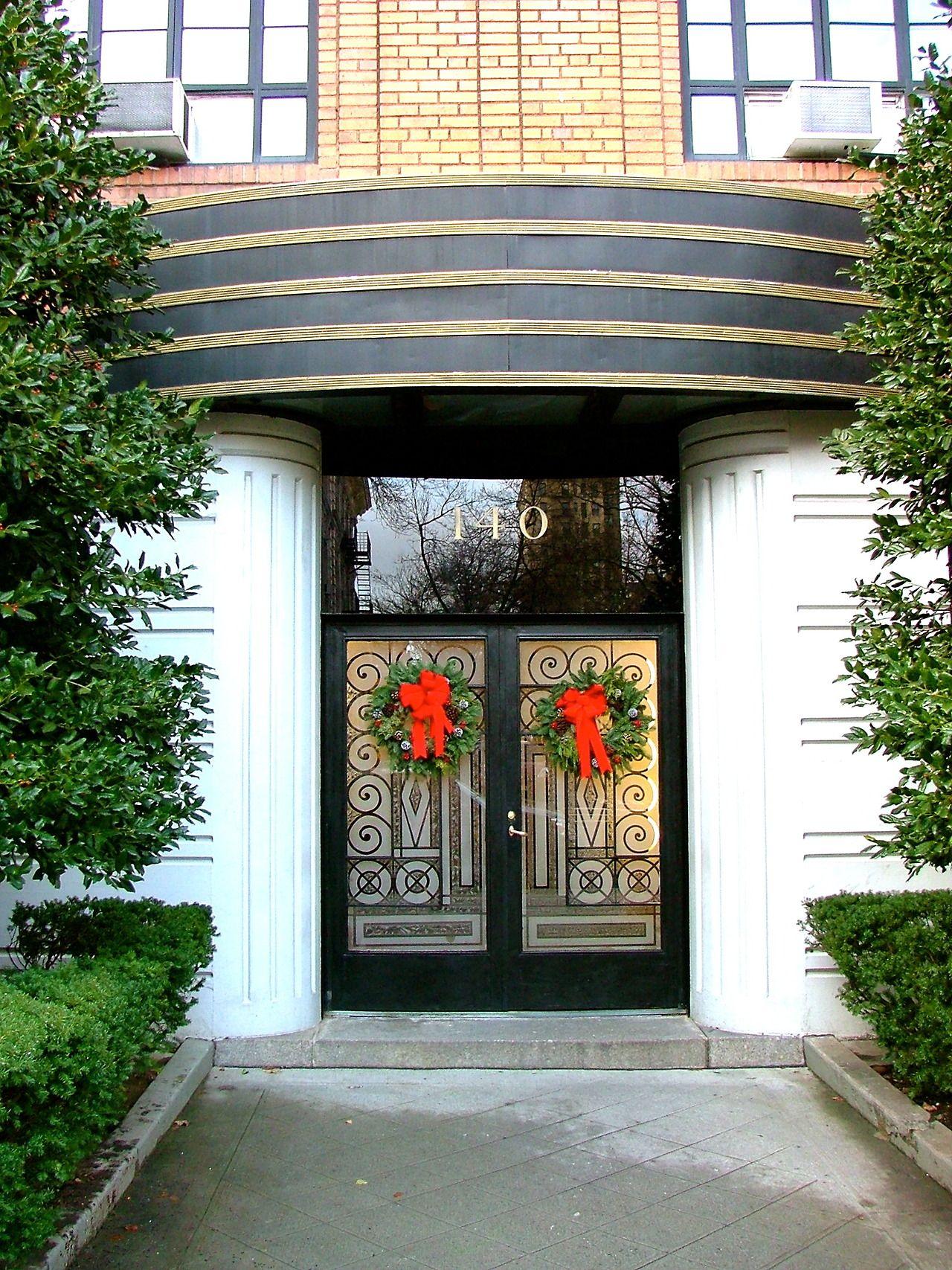 Brooklyn Door. Http://purpledoorblog.tumblr.com/